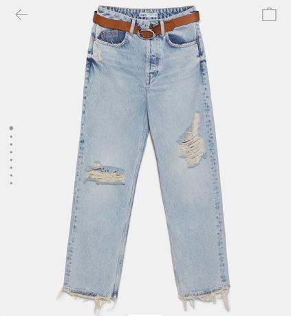 Zara джинсы 2020
