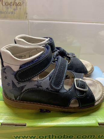 Ортопедическая обувь в отличном состоянии