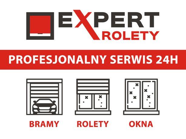 Serwis regulacja Okna PCV i alu Rolety Bramy drzwi automatyka domofony
