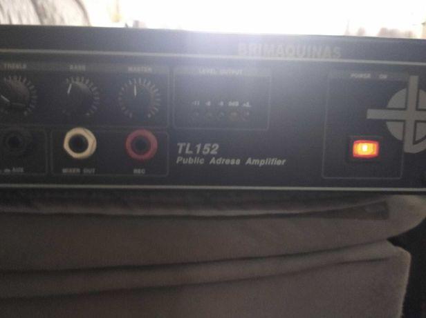 Amplificador ACUSTICA TL152