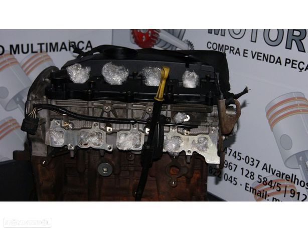Motor VW Golf 1.9 Tdi / PD - Ref. Asz Reconstruido