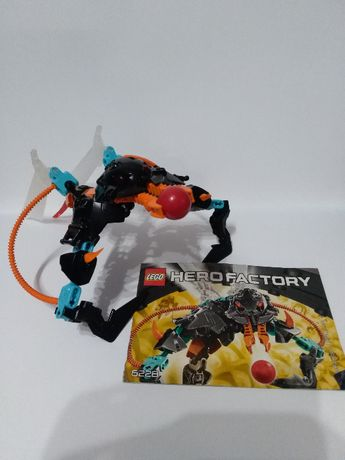 Zestaw Lego Hero Factory 6227 + 6228 + Gratis !!