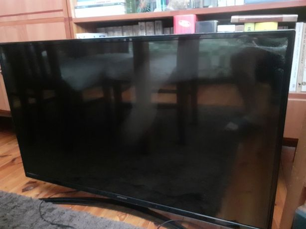 Telewizor Hitachi 43 uszkodzona matryca
