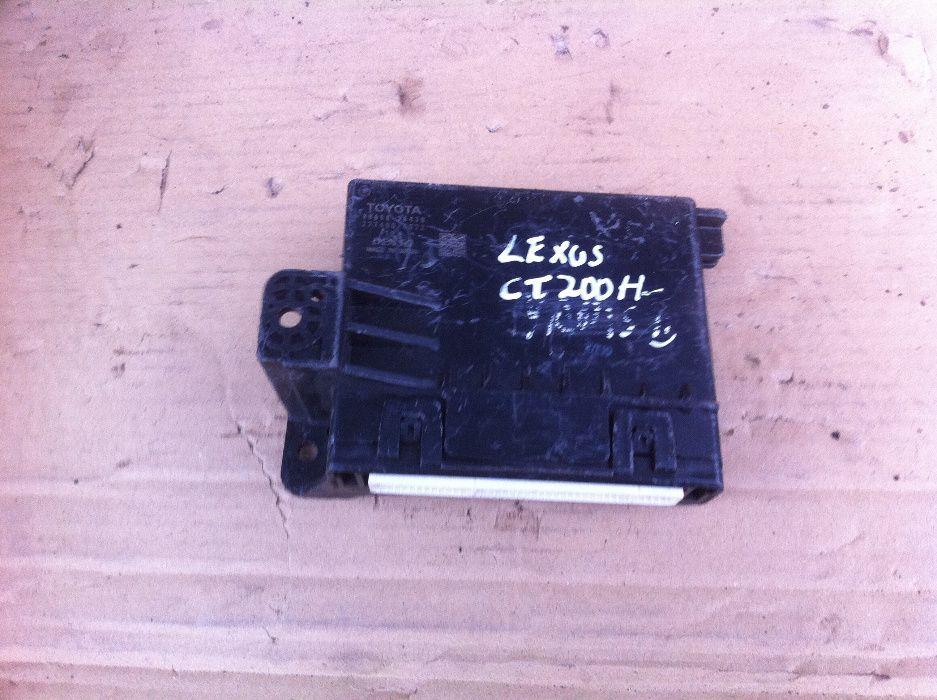 Moduł sterownik Lexus CT200H 10-17r 886.50-76.430