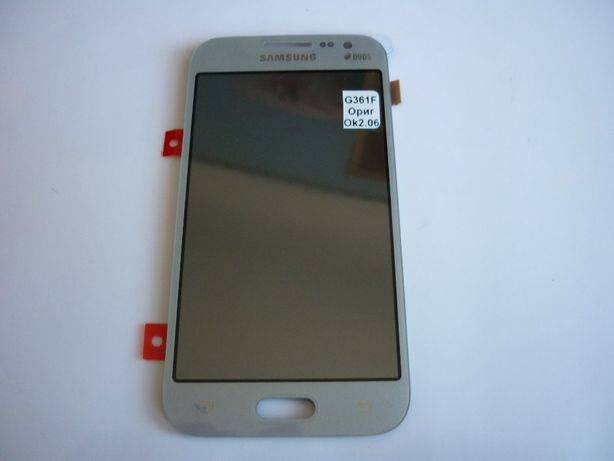 Хит/Дисплей Samsung G361H Galaxy Core Prime Duos + touchscreen, серебр