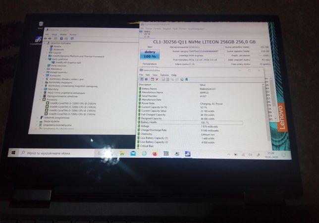 Lenovo Yoga 720-13IKB, jak nowy, gwarancja