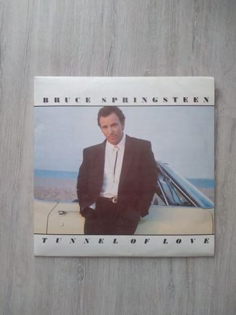 Bruce Springsteen tunnel of love. Winyl