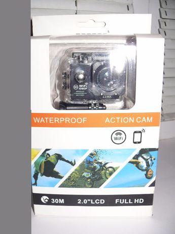 Видеокамера, экшен камера D205R с WiFi, аналог GoPro с авабоксом.