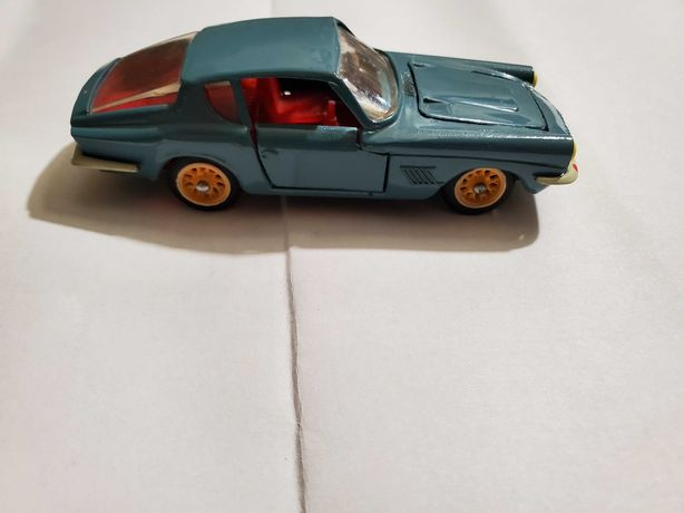 Ремейк Maserati Mistral Coupe Модель 1:43 СССР Машинка Мазерати АТЭ