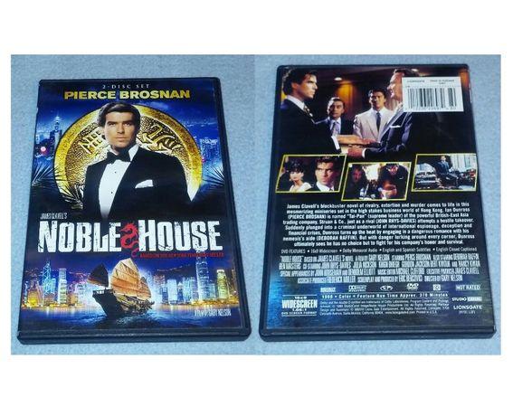 Noble House 1988 miniserial James Clavell, lektor Z. Szczotkowski DVD