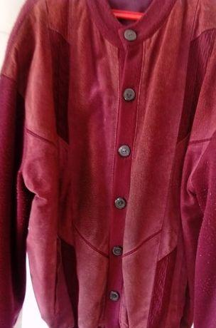3 casacos - lã/pele