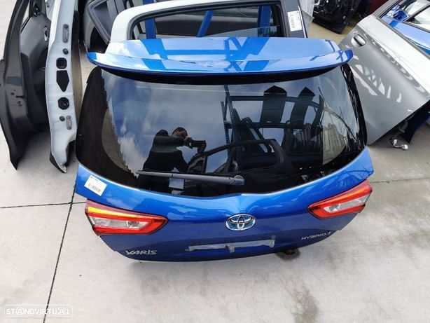 Porta da Mala Toyota Yaris do ano 2014