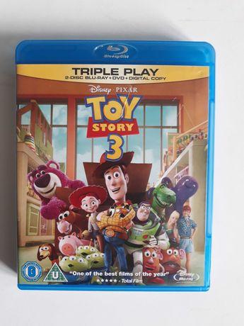 Toy Story 3 Film na Blue-ray 2012 rok Angielska wersja