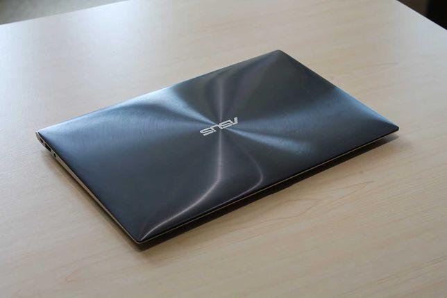 Ноутбук премиум Asus Zenbook i5 4 ядра \ 500SSD \ 4ГБ \ Intelhd 2gb