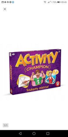Activity champion (Nowa w folii)