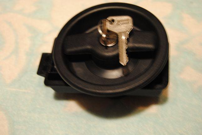 Przyczepa kamper zamek z kluczykami do drzwi wejściowych Nowy