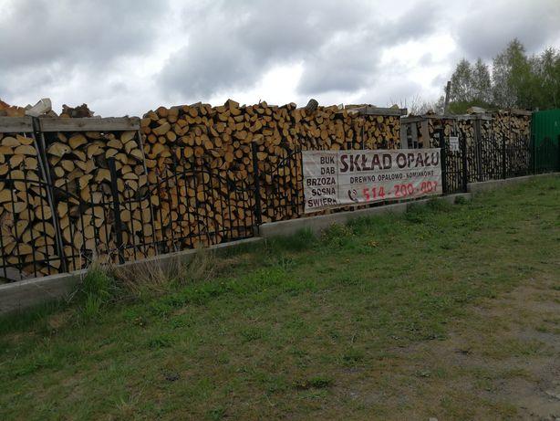 Drewno opał-kominkowe liściaste i nie tylko;Gdynia