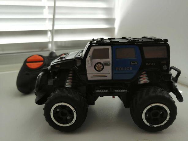 Машинка Police с пультом управления