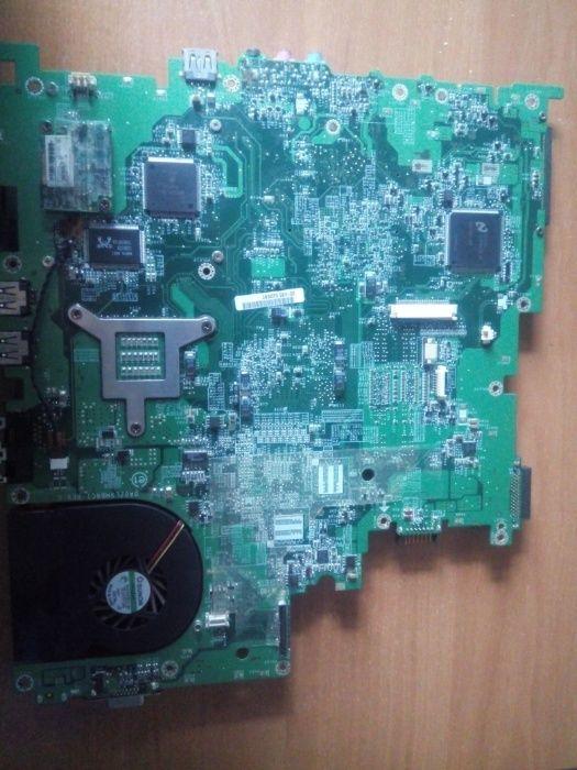 материнская плата от ноутбука Acer Aspire 1640Z Миргород - изображение 1