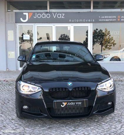 BMW 118 dA Pack M