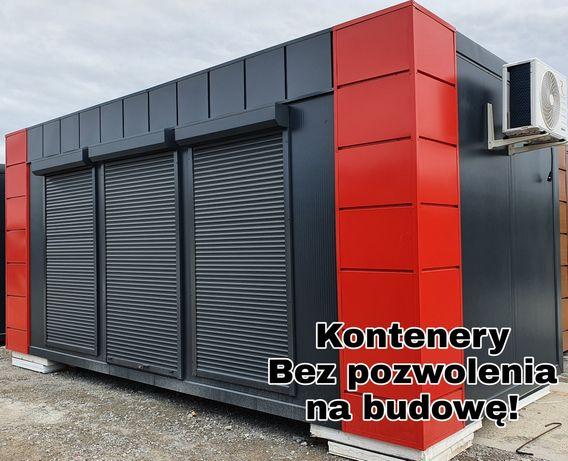 Pawilony handlowe Poznań pawilon biurowy domek na działkę sauna wolne
