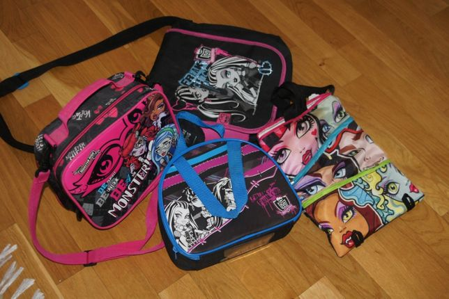 torebki monster high