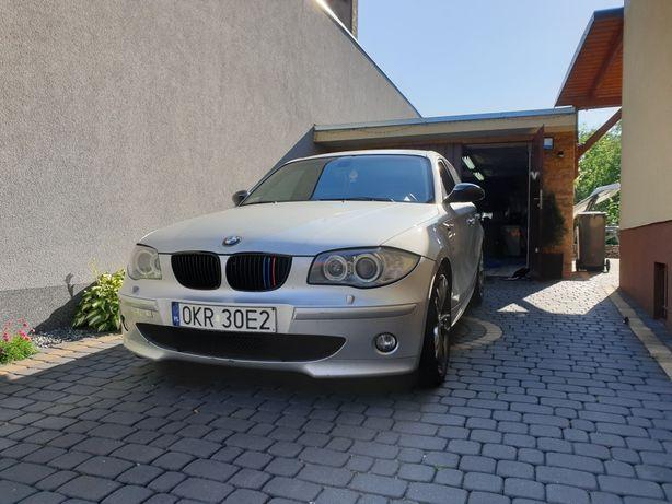 BMW E87 2.0d 180KM