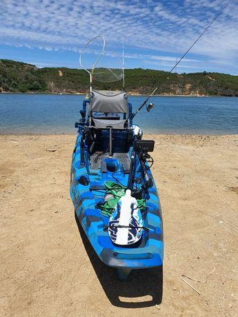 Kayak full extras