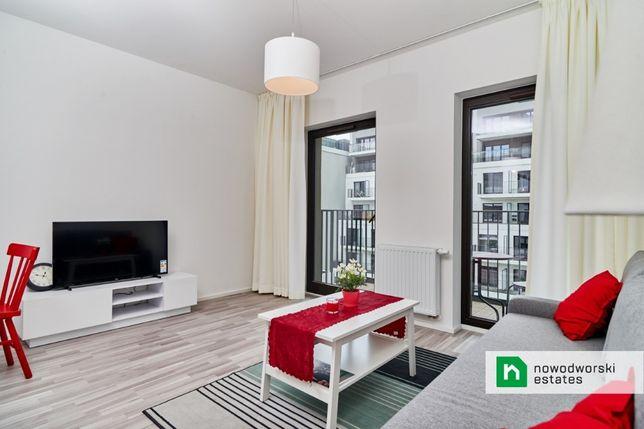 Nowe! 2 - pokojowe z balkonem i garażem / klimatyzacja / Walońska