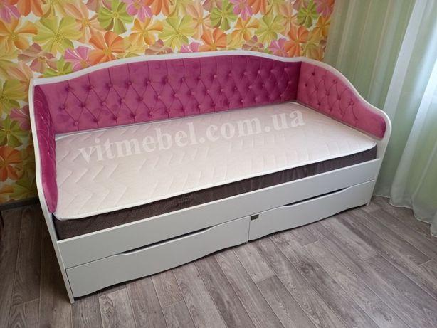 кровать Л-9, детская кровать, кровать подростковая односпальная