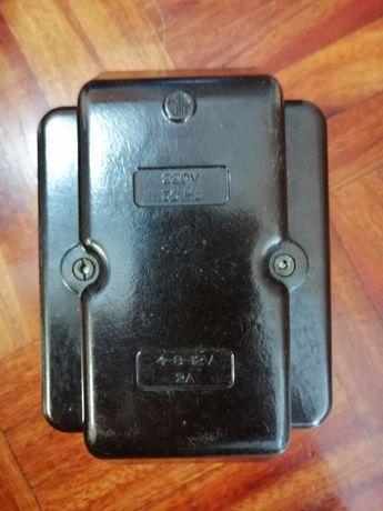 Transformador antigo faz 4v 8v 12v