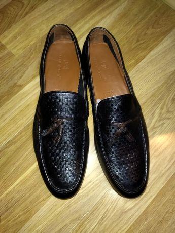 Мужские кожаные туфли Vitto Rossi