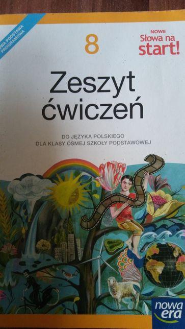 Zeszyt ćwiczeń do języka polskiego 8 klasa