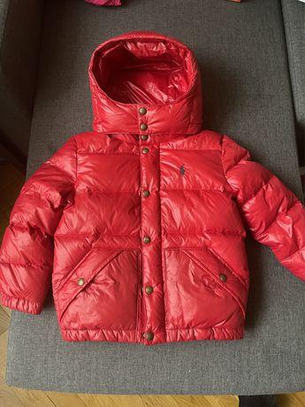 Куртка пуховая Ralph Lauren