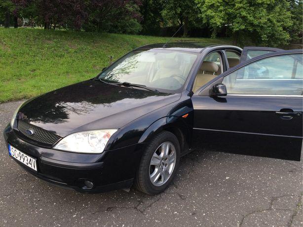 Mondeo Mk3 2.0 Lpg Ghia