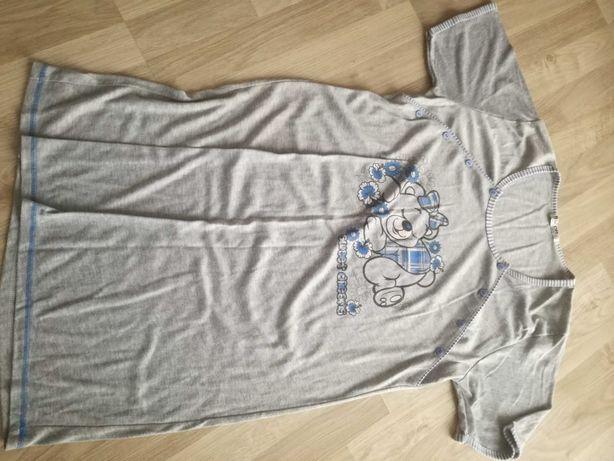 koszula nocna ciążowa/do karmienia 1