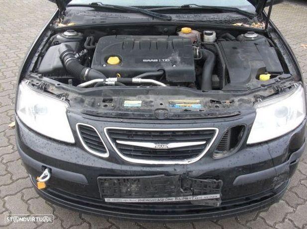 Motor Saab 9-3 1.9Tid 120cv Z19DT Caixa de Velocidades Automatica + Motor de Arranque  + Alternador + compressor Arcondicionado + Bomba Direção