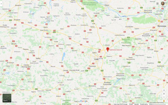 Sprzedam gospodarstwo rolne - 7,05 ha - powiat Brzeziny