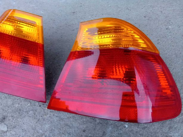 Lampy tylne BMW E46 sedan