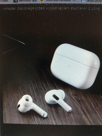 Słuchawki douszne stereo Bluetooth do iPhone i nietylko