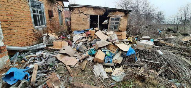 Вывоз бытового мусора, строительного мусора, старой мебели, хлама.