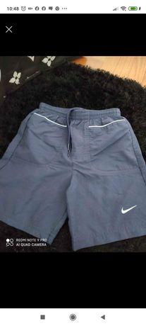 calções Nike azuis