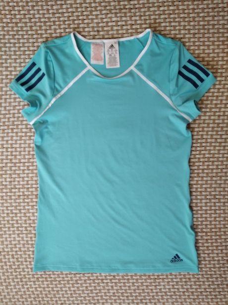 спортивная футболка Adidas оригинал размер 14-15 лет