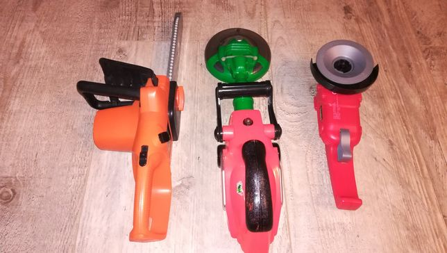 Narzędzia zabawkowe na baterie