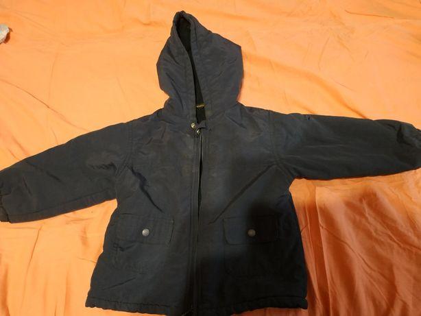 Куртка демисезонная осенняя babysting утепленная 18 24 месяца б/у
