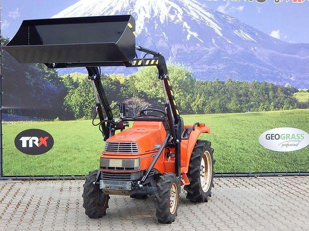 traktorek kubota Saturn X20 ciągnik ogrodniczy 4x4 Ładowacz  TUR