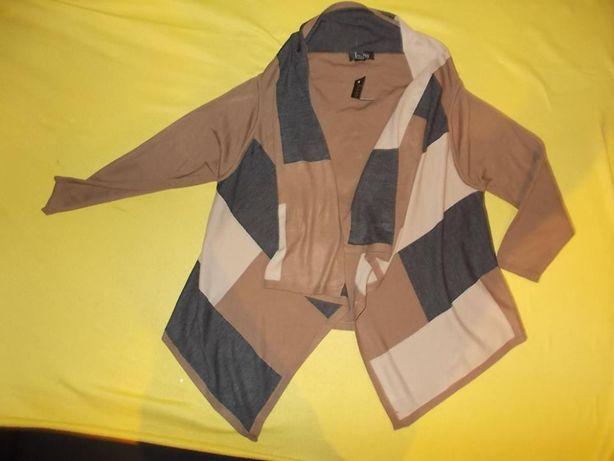 Sweter Kardigan Narzutka L 40
