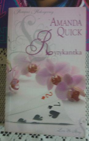 Amanda Quick: Ryzykantka