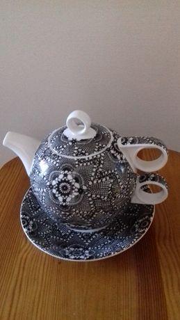 Dzbanek do herbaty i kawy