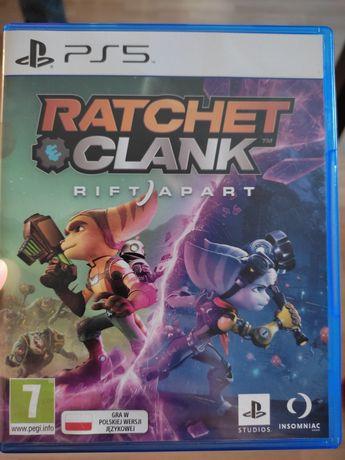 Zamienię Ratchet & Clank Rift Apart PS5
